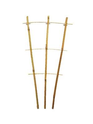 Waaier model bamboe rekken
