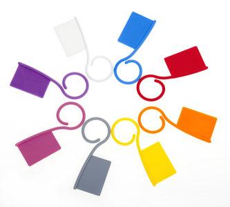 Merkvlag diverse kleuren